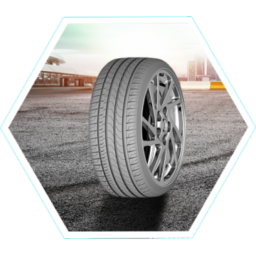 Safety Performance Runflat Tyre 225 / 45ZRF18